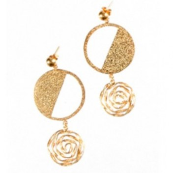 gold-earrings-for-blouse