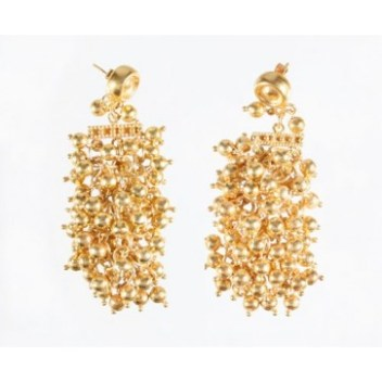 gold-rain-earrings