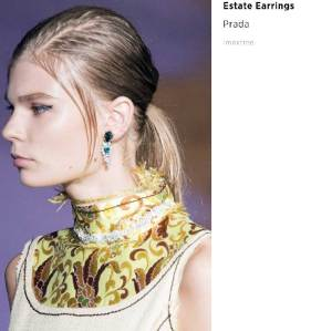 state earrings-
