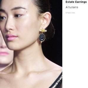 state earrings