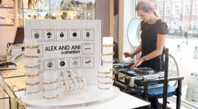 Alex and Ani Product Display