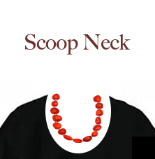 Scoop Neck