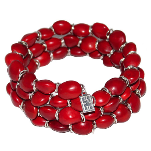 Passion Red Good Luck Bracelet