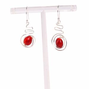 Good Luck Wire Earrings