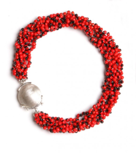 Braided Reversible Good Luck Necklace